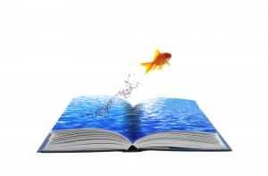 fish &amp; book